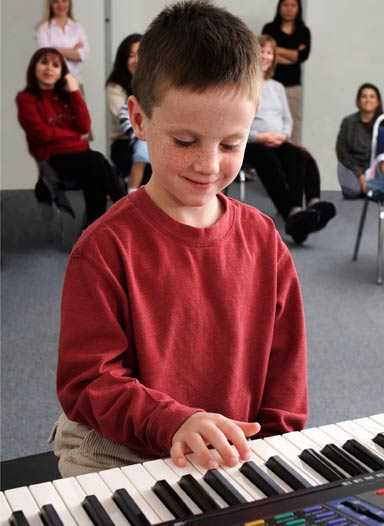 What is the right age for my child to start piano lessons?
