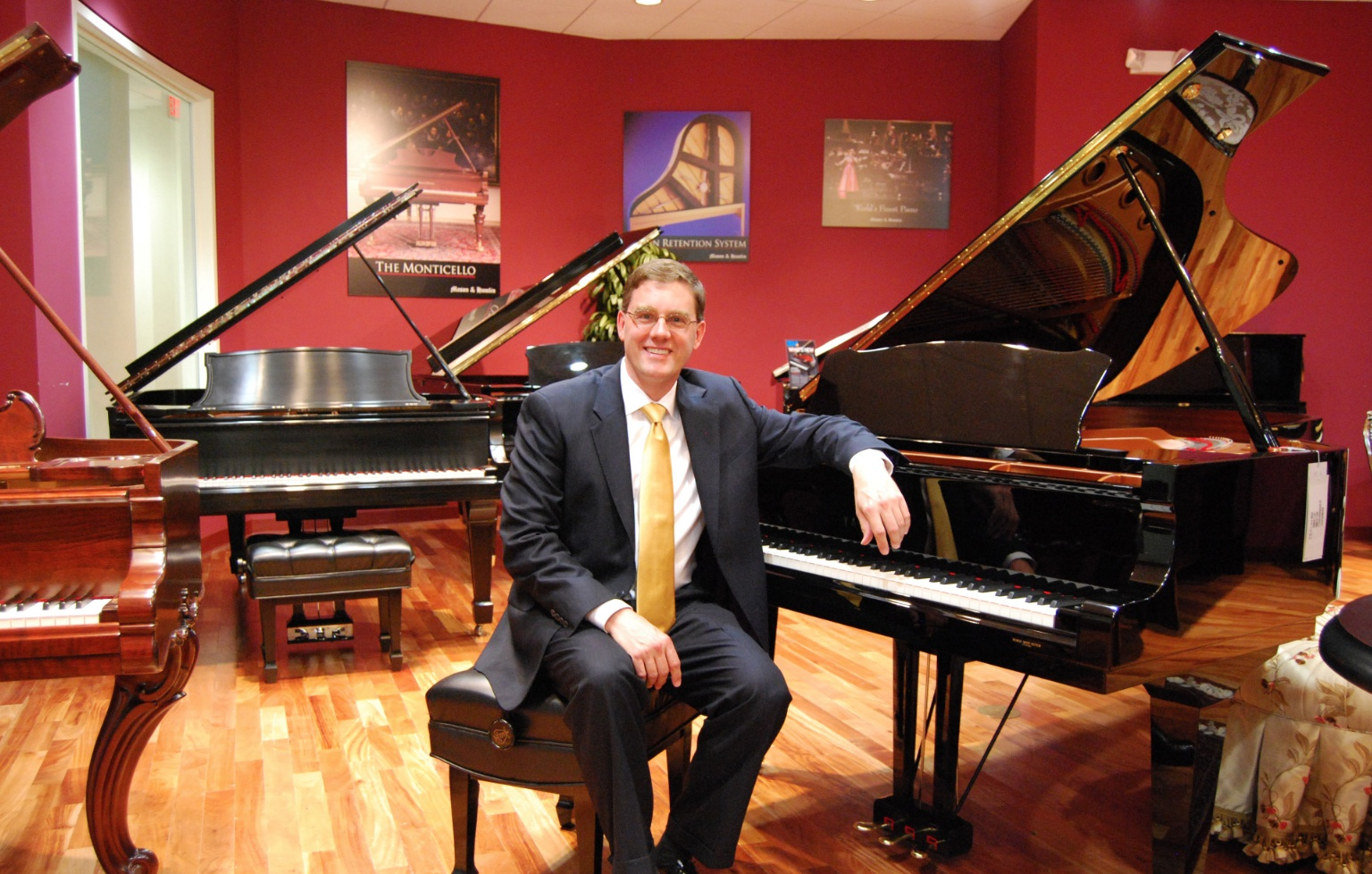 The DC area piano business is alive and well