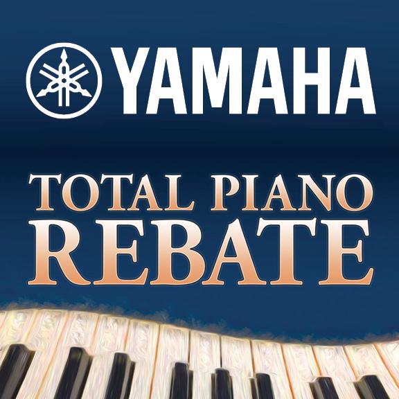 Yamaha Total Piano Rebate