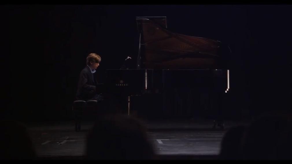 The Gift of Music and Yamaha