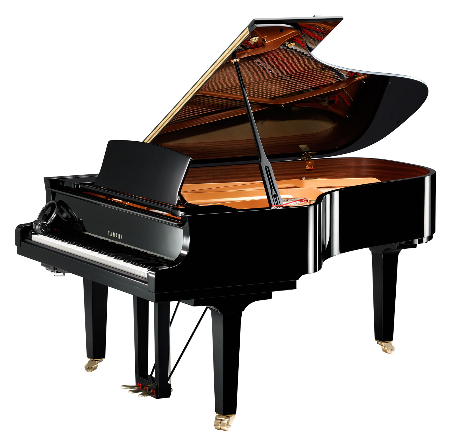 Yamaha C6X Silent Grand Piano debuts at AMP, powered by Strathmore