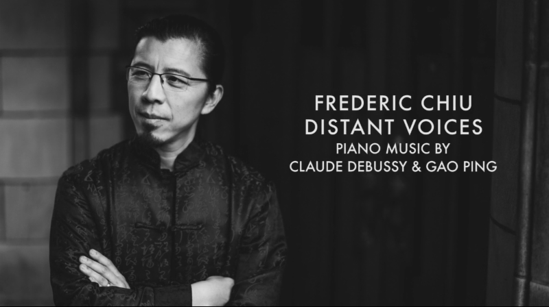 "Frederic Chiu releases new album ""Distant Voices"""