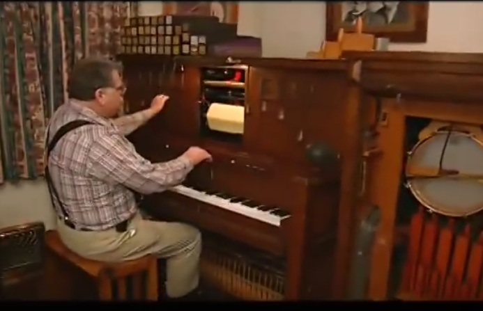 It's no longer your grandfather's player piano