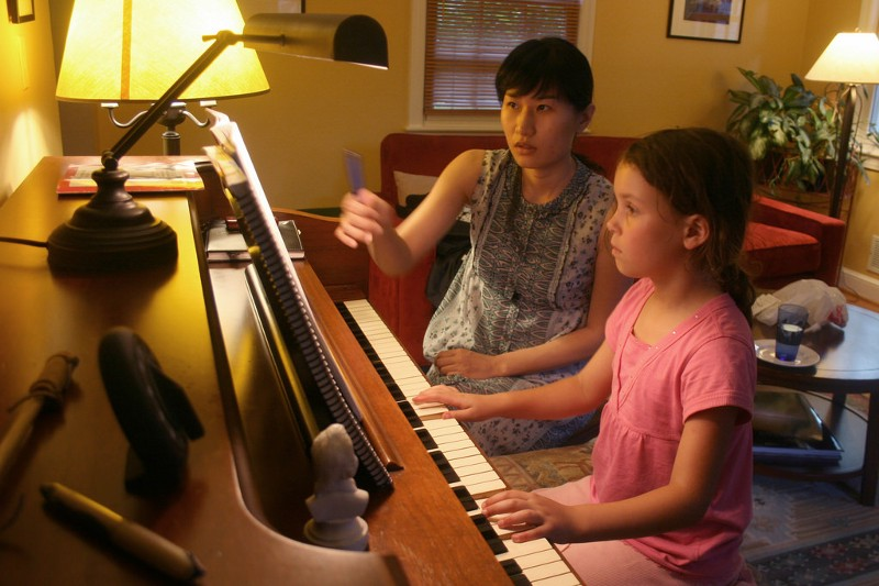 Another Brain Benefit of Music Lessons