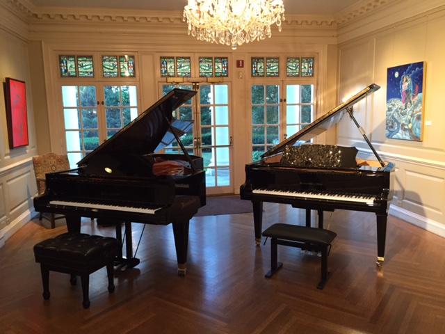 Boesendorfer piano