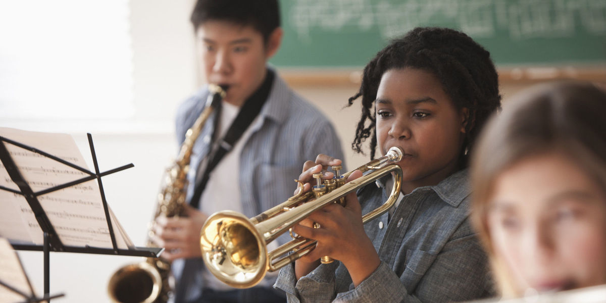 Music education proven to enhance early learning