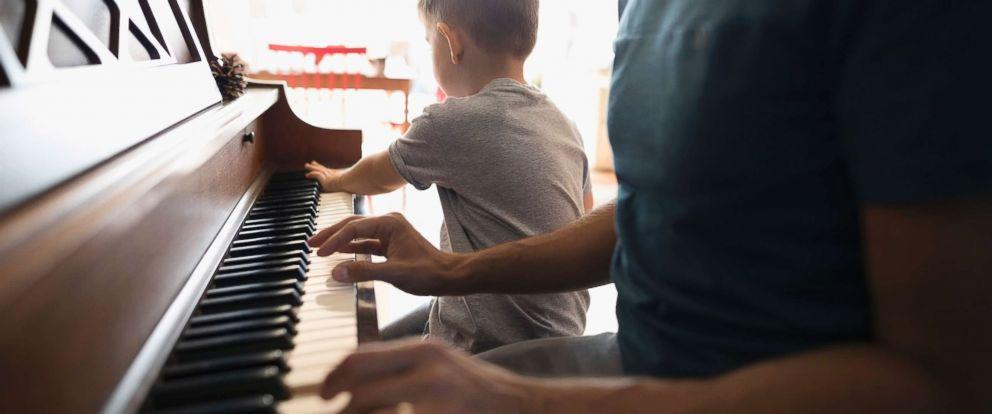 Music education helps children