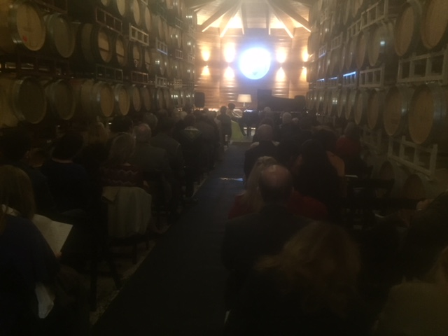 Piano concert & wine tasting at Greenhill Winery