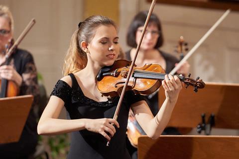 Clarissa Bevilacqua in Salzburg