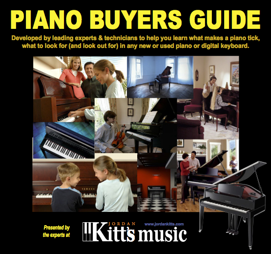 Piano Buyers Guide