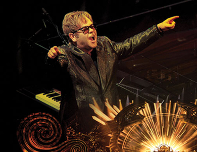 "Elton John ""Live"" at the AFI Silver Theatre"