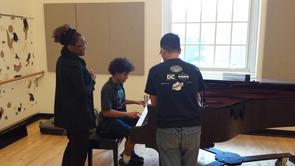Wilson High School Receives New DC6X Disklavier!