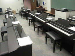 Gordon State College Installs Roland Digital Piano Lab!
