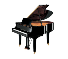 "GC1M 5'3"" Baby Grand Ebony Polish"