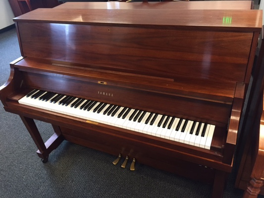 Yamaha p22 studio piano new climate control 2 145 for Yamaha p22 upright piano