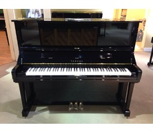 Yamaha U3 Ebony Polish